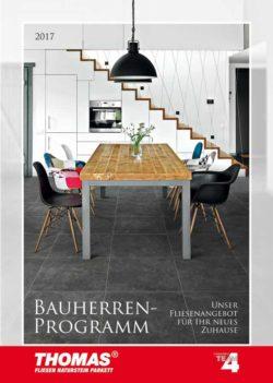 Fliesen Thomas Katalog Bauherren-Programm