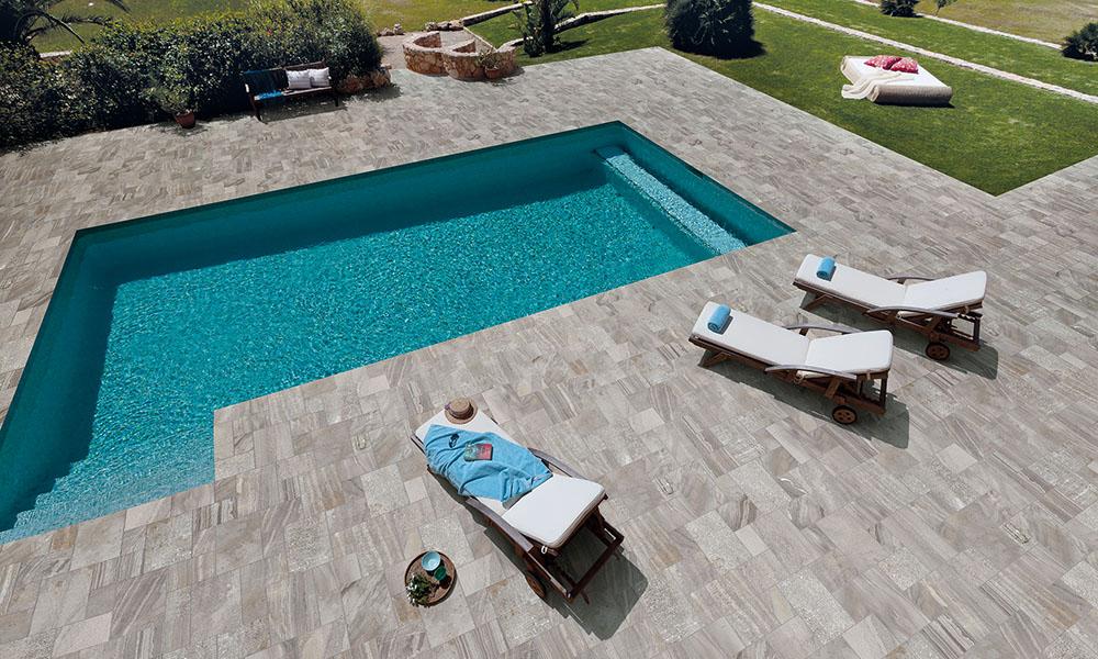 Outdoor Pool Fliesen Thomas