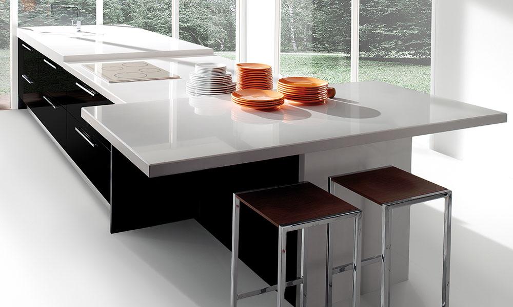 Küchenarbeitsplatten Fliesen Thomas - Küchenarbeitsplatte aus fliesen
