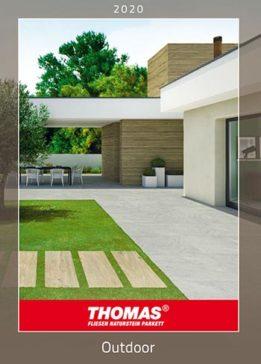 Outdoor Katalog Cover 2020 Fliesen Thomas